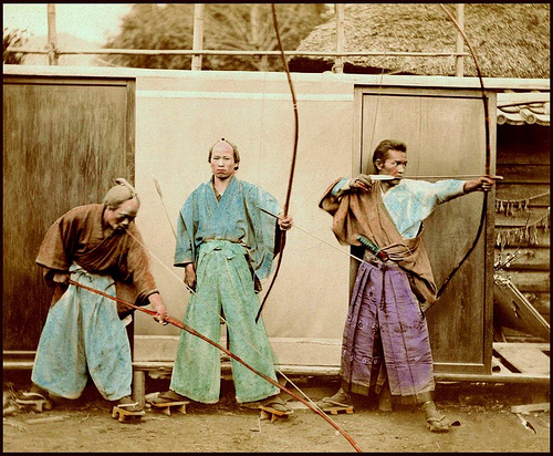 Japanese Archery